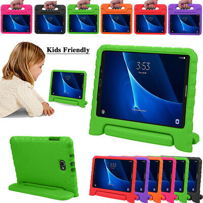 "AU Kids Shockproof For Samsung Galaxy Tab A A6 E 7""~10.5"" Tablets EVA Case Cover"