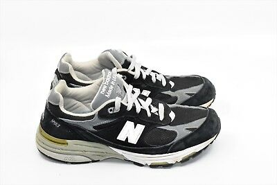 huge discount e23f3 d5290 NEW BALANCE 993 Made In The USA WR993BW size 8 B Women White ...