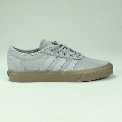 outlet store sale 2105a 734d3 Adidas Adi-Ease Skate Trainers Shoes GreyGreyGum UK Size 6,