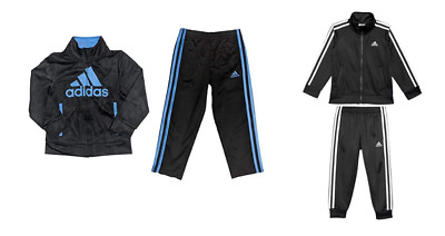 NEW Adidas Boys' 2-Piece Track Suit - 3T / 4T / 5 / 6