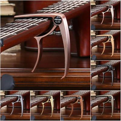 Acoustic Spring For Quick Clamp Electric Change Capo Bass Guitar Key Grain
