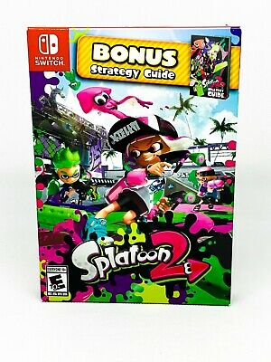 Splatoon 2 - Starter Pack - Nintendo Switch - Brand New | Factory Sealed