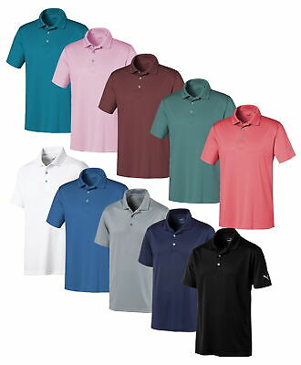 a5bbc9f6 PUMA ROTATION POLO Mens Golf Shirt - New 2019 - Pick Size & Color ...