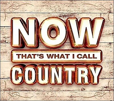 NOW THAT'S WHAT I CALL COUNTRY * 67 Greatest Country Hits * NEW 3-CD Boxset