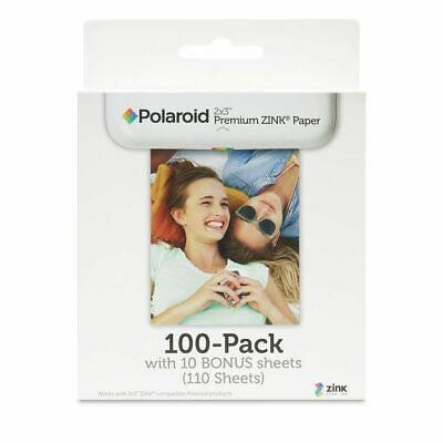 Polaroid 2x3 inch Premium ZINK Photo Paper (110 Sheets)