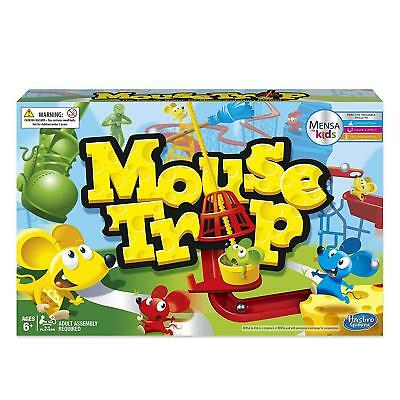 Mouse Trap Board Game - The Crazy Game with 3 Action Contraptions SALE