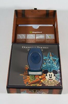 Dooney And Bourke Disney World Compass Magicband Magic Band 2 Mickey Mouse Blue