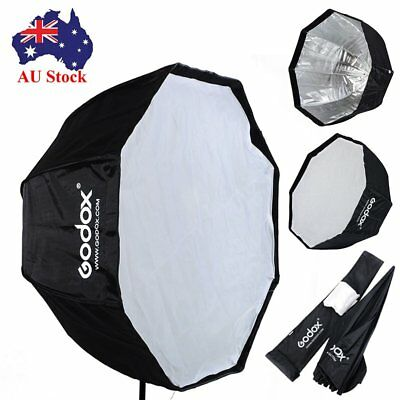 AU Godox 80cm 120cm Octagon Flash Speedlite Umbrella Softbox Diffuser Reflector