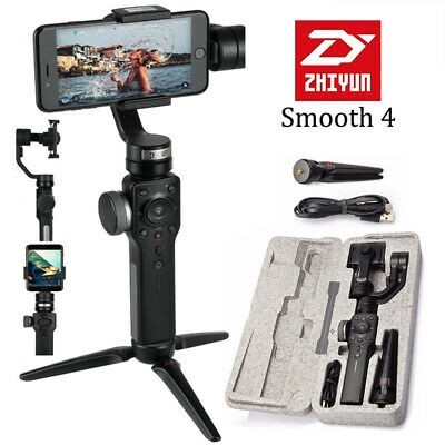 Zhiyun Smooth 4 3 Axis Handheld Gimbal Stabilizer for iPhone Samsung Note 9 S9
