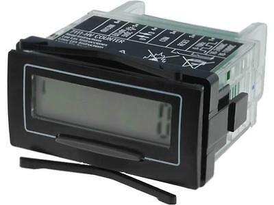 SX-7111HV Counter electronical Display LCD with a backlit IP65 7111-HV SIMEX