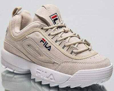 FILA DISRUPTOR S Low Top Women Sneakers Chateau Gray