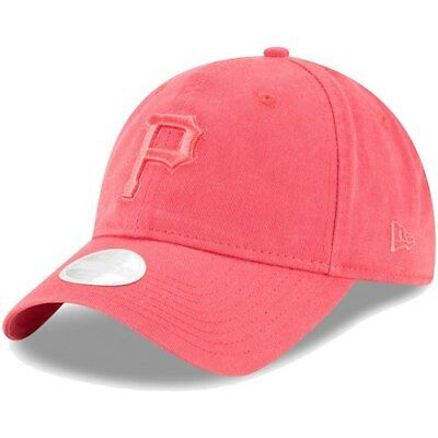 New Era Pittsburgh Pirates Women s Pink Core Classic Twill 9TWENTY  Adjustable caeede9817d4