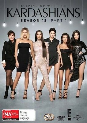 Keeping Up With The Kardashians - Season 15 - Part 1 : NEW DVD