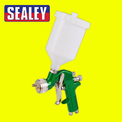 Sealey SG1.7G Gravity Feed Spray Gun Car Vehicle Paint Spray Gun1.7mm Set-up