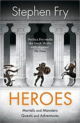HEROES by STEPHEN FRY (ENGLISH) - BOOK