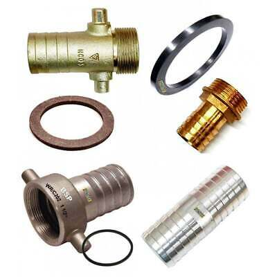 Hose Coupling Male/Female/Tail/Pipe Repair BSP For Suction/Drainage Water Pump