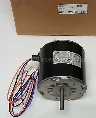 Interlink 100483-43 Lennox 12Y65 Condenser Fan Motor 1/4 HP, 208-230 Volts, 1 PH