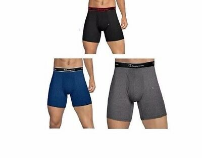 "Champion Elite® Men's Vapor Tech with X-Temp™ ""More Than Cool™"" 4-Pack Boxers"