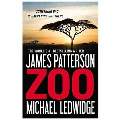 Zoo by Patterson, James, Ledwidge, Michael