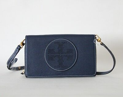 9b3162358cf AUTH  498 NWT Tory Burch Moto Tall Natural Canvas Leather Swingpack ...