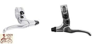 Odyssey Monolever Medium Right And Left Hand Polished Bicycle Brake Levers