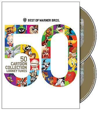 Best of Warner Bros. 50 Cartoon Collection - Looney Tunes DVD NEW!!