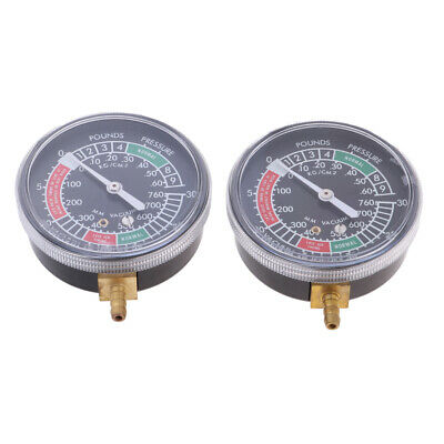 Motorcycle Carburetor Carb Vacuum Gauge Balancer Synchronizer