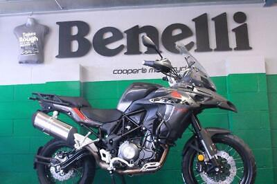 2019 Benelli Trk 502X £699 Deposit 48 X £83.92 Pcp Demo Available!