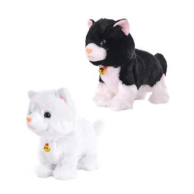 Electric Pet Cat Intelligent Machine Electronic Pet RC Interactive Toy For Baby