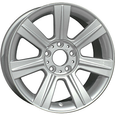 17 inch 17x8 classic 5 spoke black wheels rims for chevy camaro 1973 Chevy El Camino SS remanufactured 17x8 alloy wheel 5 double spoke bright sparkle silver painted