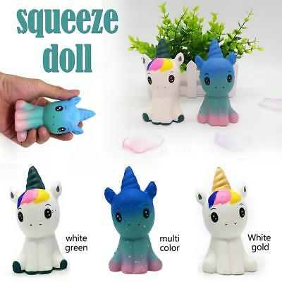 PU Rebound Squeeze Slow Rising Cartoon Animal  Relief Toy Decompression Doll