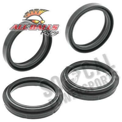 SKF FORK SEALS 48mm White Power WP HD Oil & Dust Husqvarna