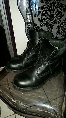40cc55832e3 Chaussures Boots Timberland homme Radford 6 Boot WP Black taille Noir Noire