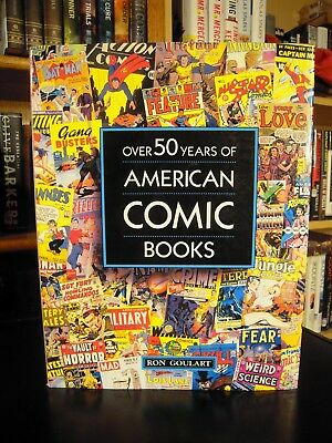 Ron Goulart Over 50 Years Of American Comic Books Quality First