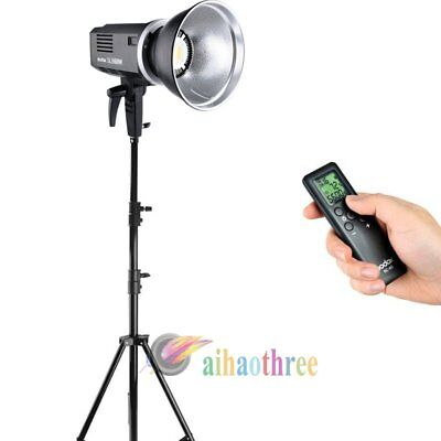 Godox SLB-60W White Version Li-ion Battery LED Video Light + 295cm Light Stand