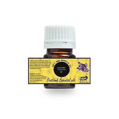 100% Pure Natural Lavender Essential Oil 3 Ml To 100 Ml From India