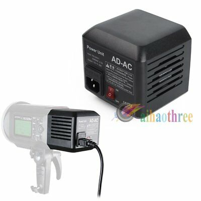 GODOX AD-AC Power Source For Godox AD600 AD600M AD600B AD600BM SLB60W Flash