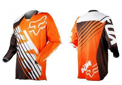 NEW Racing Riding Shirt Jersey Men's Motocross/MX/ATV/BMX Free shipping