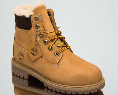 Timberland 6 Inch Premium Limited Release Juniors Waterproof Boot A1PLD U88