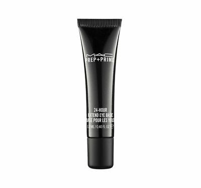 MAC Prep + Prime 24-hour Extend Eye Base 100% Authentic Full Size .4 oz.