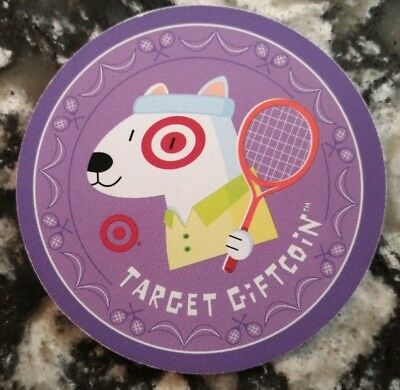 Target Giftcoin, Vintage Collectible                                        (A)