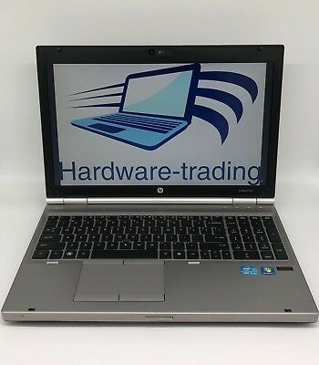 Hp EliteBook 8560p Intel i7-2620M @2,7 GHz Notebook/Laptop Webcam, Bluetooth