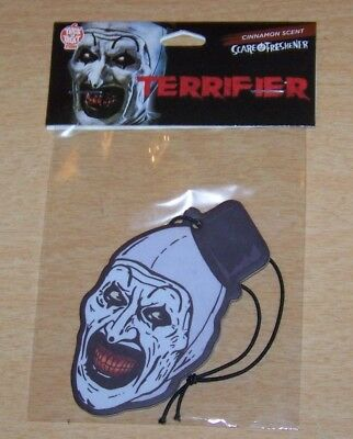 The Terrifier Art the Clown Car Air Scare Freshener TOTS