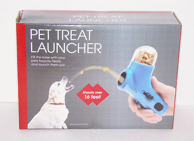 Pet Treat Launcher Dog Supplies Training Obedience Puppy New