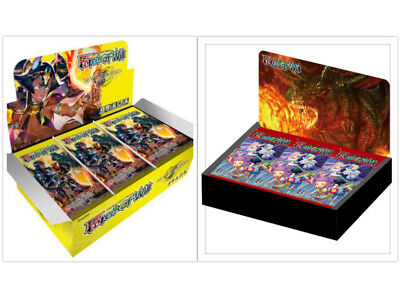 In-Hand Force of Will TCG Sealed Battle for Attoractia Booster Box