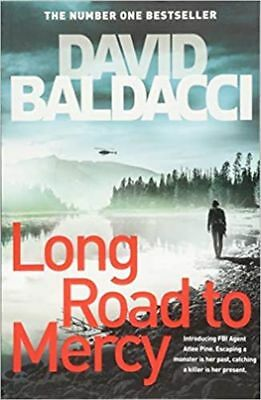 LONG ROAD TO MERCY by DAVID BALDACCI (ENGLISH) - BOOK
