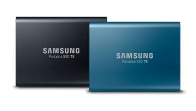 250GB 500GB 1TB Samsung SSD Solid State Drive External MU-PA Portable T5 TYPE C