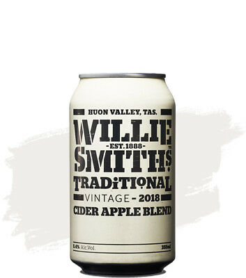 Willie Smith Traditional Cider