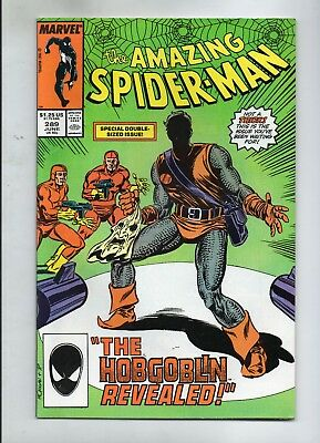 The Amazing Spider-Man # 289/ V.fine / Hobgoblin / Death Of Ned Leeds.