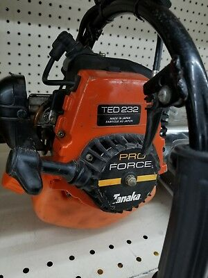 TANAKA USED GAS DRILL MODEL TED 232 Pro Force, Used.